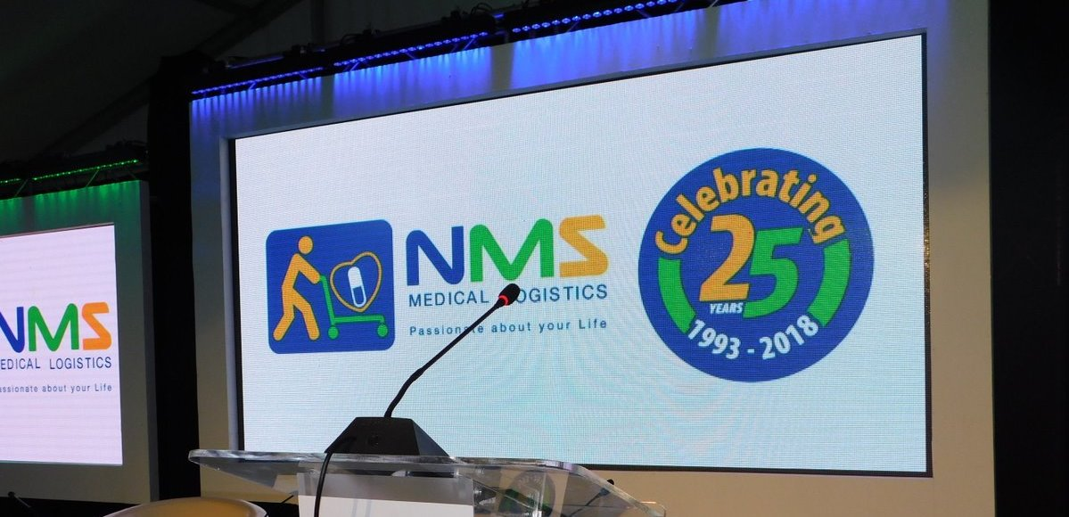CELEBRATING 25 YEARS OF DELIVERING ESSENTIAL MEDICINE AND MEDICAL SUPPLIES